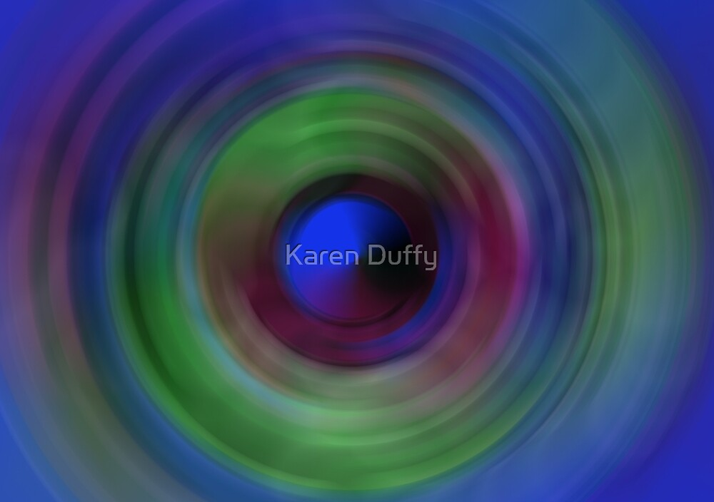 Spin Cycle by Karen Duffy