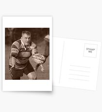 Ole Mens Rugby ...  Postcards