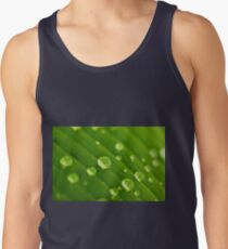 green lines and drops Tank Top