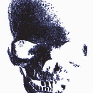 Skull by StarKatz