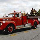 Engine 22 by Linda Yates