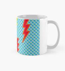 Abstract Image Of Lighting Bolt Mug