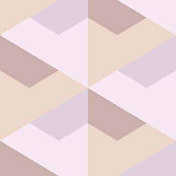 Geometric Pattern: Stealth: Vacation by redwolfoz