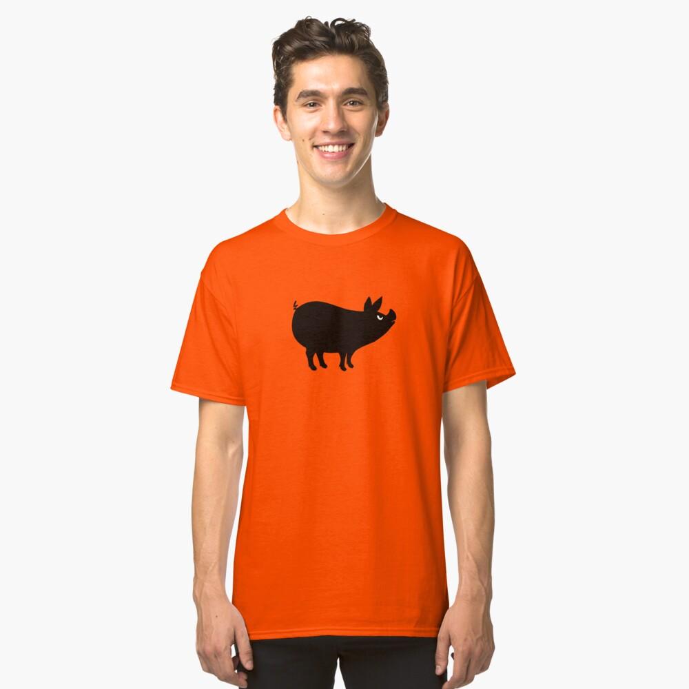 Angry Animals: Piggy Classic T-Shirt