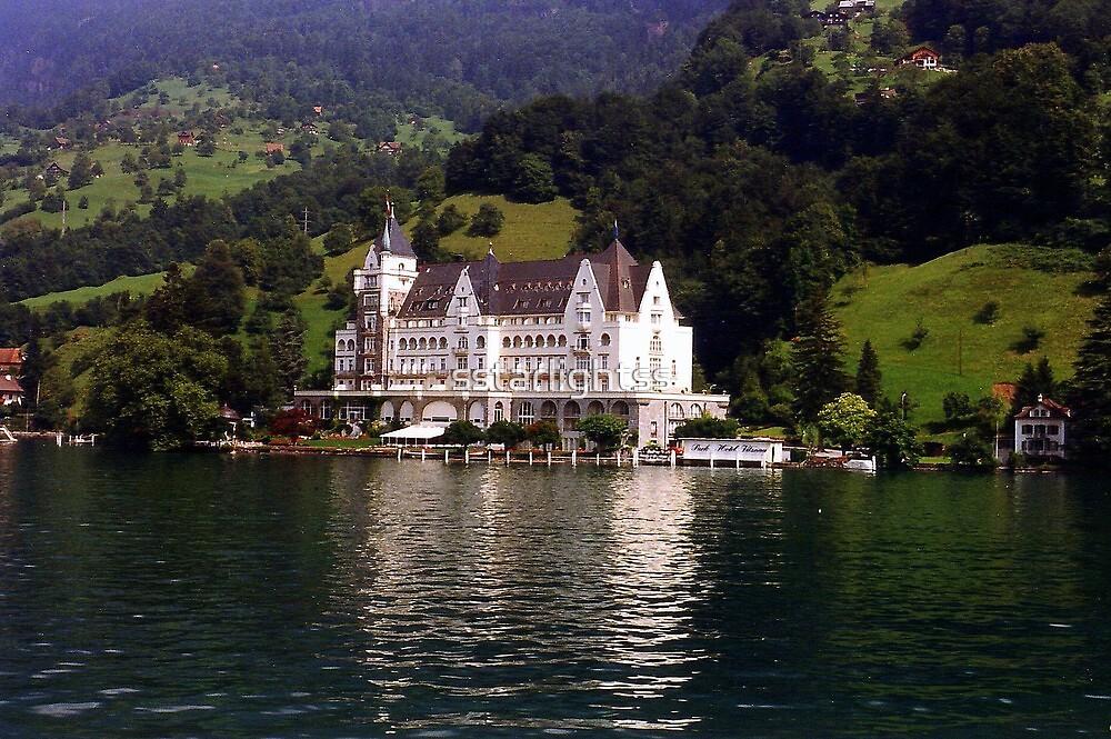 The Park Hotel Vitznau - Lake Lucerne by sstarlightss