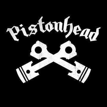 Pistonhead by melvtec