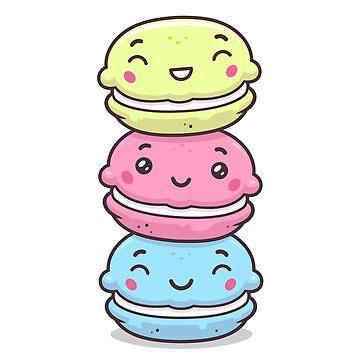 Cute Macarons by zoljo