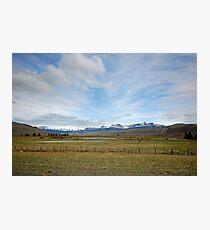 Rockies Photographic Print