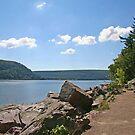 Lakeside Path by ECH52