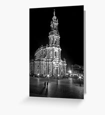 Dresden Church Greeting Card