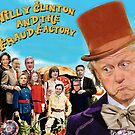 Willy Clinton and the Fraud Factory by csthetruth
