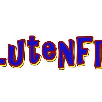 Glutenfrei Gluten Free Glutenfree by MyHandmadeSigns