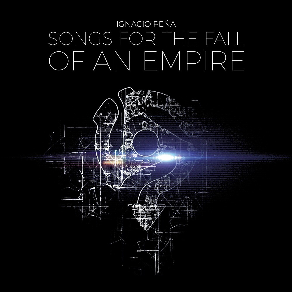Ignacio Peña - Songs for the Fall of an Empire - Official Merchandise by HearSayLtd