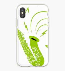 Saxo virtual  iPhone Case