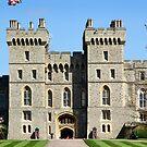 Windsor Castle South Wing by John Wallace