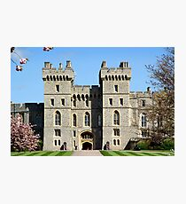 Windsor Castle South Wing Photographic Print