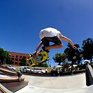 Over the Hip by AlMiller