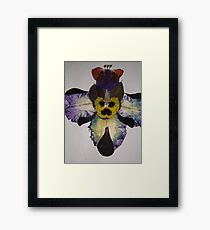 Human-Insect Framed Print