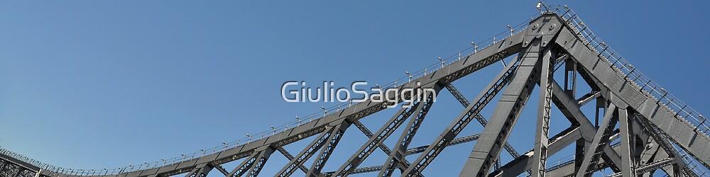 The Story Bridge, Brisbane by GiulioSaggin