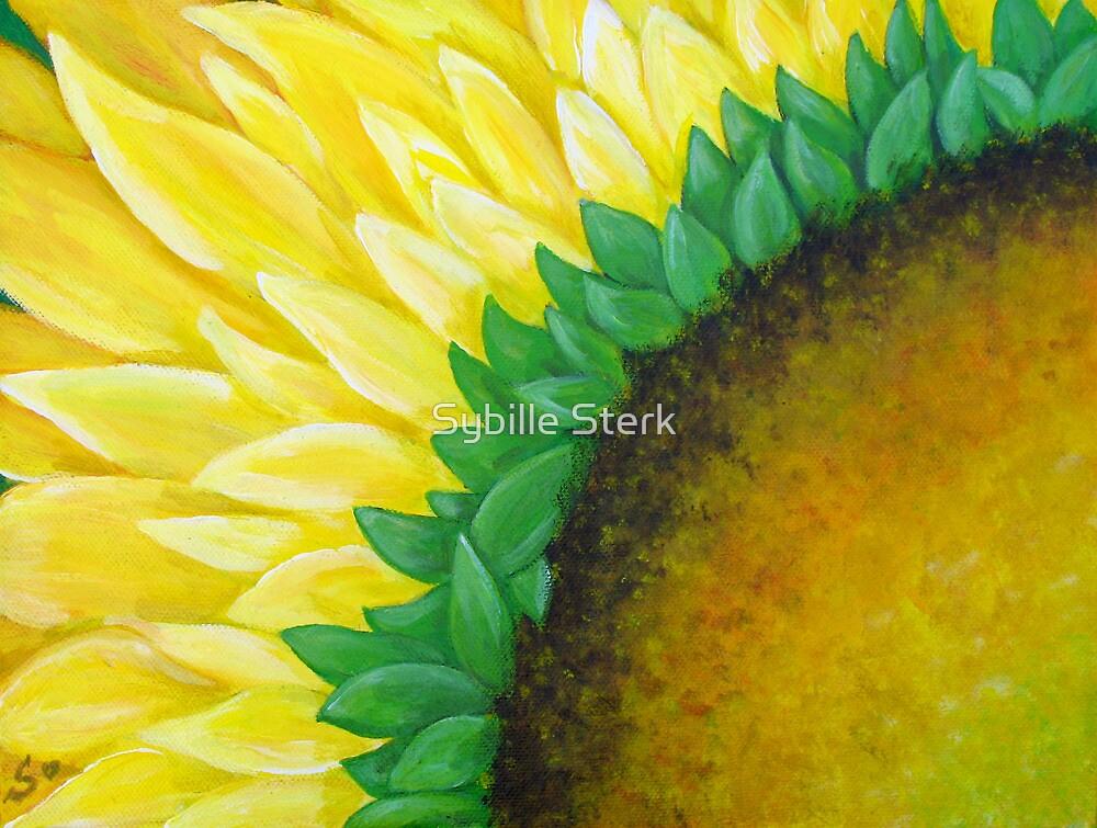 Sunflower by Sybille Sterk