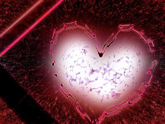 exploding love by vampvamp