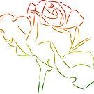 Königin der Blumen - wundervolle Rose, Rosen von rhnaturestyles