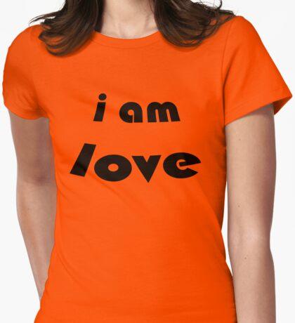 """""""i am love"""" T-SHIRT T-Shirt"""