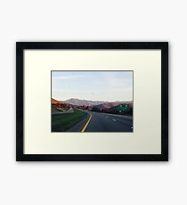Travel Framed Print