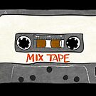 Personalized I made a mix tape for you by Deana Greenfield