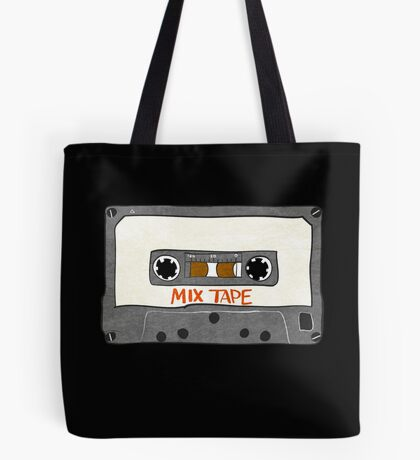 Personalized I made a mix tape for you Tote Bag