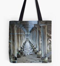Under Canning Bridge Tote Bag
