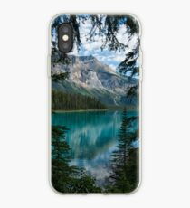 A Peek of Emerald Lake iPhone Case