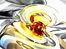 Supernova Abstract by Alexander Butler