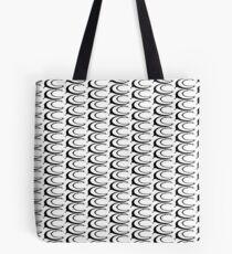 Carbon-Fibre Media Tote Bag