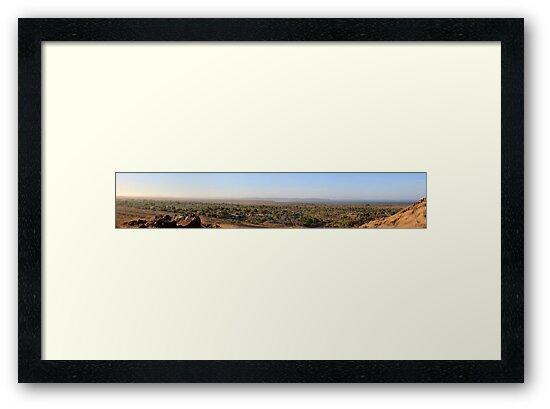 Karratha, Western Australia by Ben Mattner
