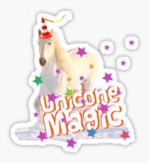 Unicon Magic Traffic Cone Einhornpferd Sticker