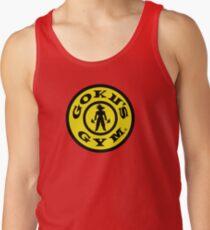 Camisetas de tirantes para hombre Gimnasio de Goku 12476c09f7097