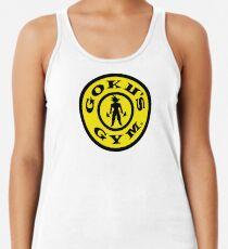Camiseta de tirantes para mujer Gimnasio de Goku c083a0656d67e