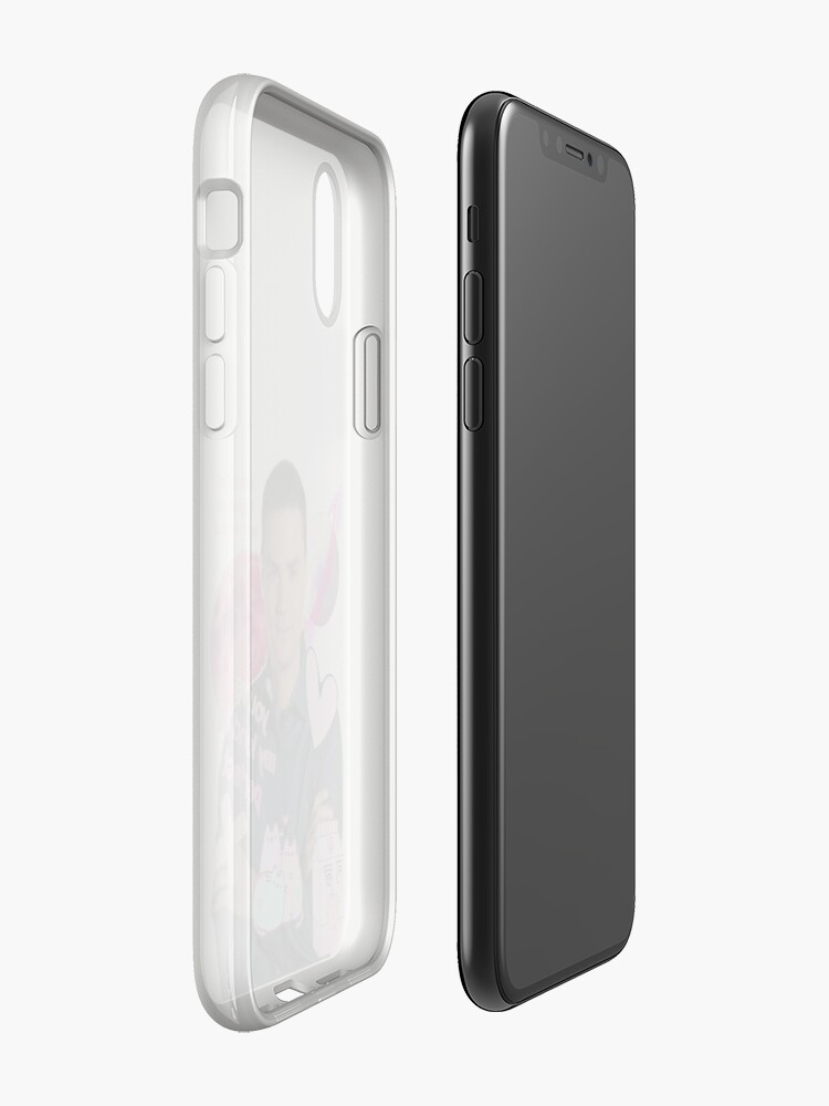 Alternate view of Cute Ben Shapiro Edit iPhone Cases & Covers