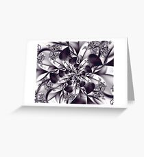 SPCH2 Michelle Image 3 Fancy Patterns + Parameter Greeting Card