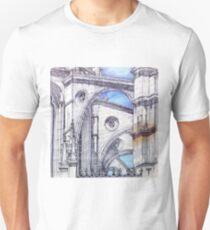 bATALHA flying buttress T-Shirt