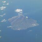 """The """"flying"""" island by Lidiya"""