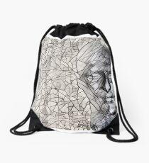 A-MAZE-ing Man! Drawstring Bag