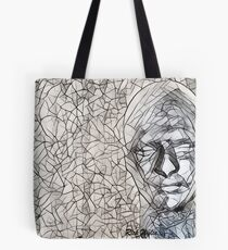 A-MAZE-ing Man! Tote Bag