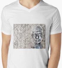 A-MAZE-ing Man! V-Neck T-Shirt