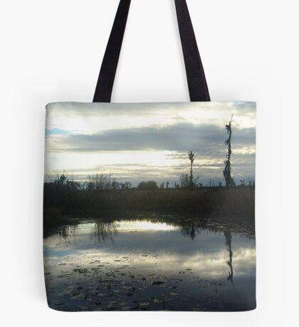 Cold Afternoon Tote Bag