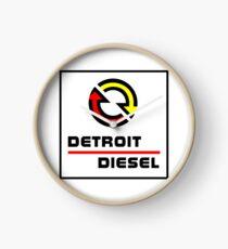 Reloj Detroit Diesel