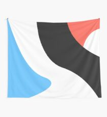 River of Color Wall Tapestry