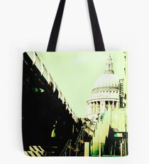 St Pauls, Catherdral, London Tote Bag