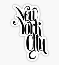 Pegatina Nueva York